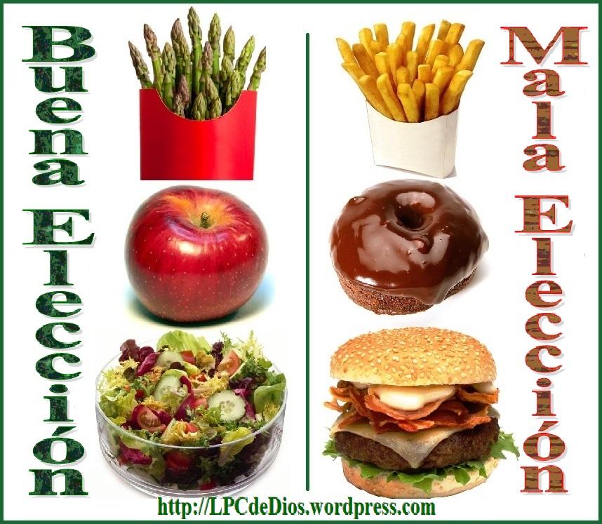 Cambio de habitos alimenticios para adelgazar